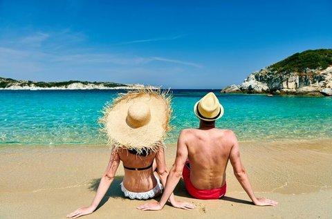 8 napos görög nyaralás Halkidikin repülővel