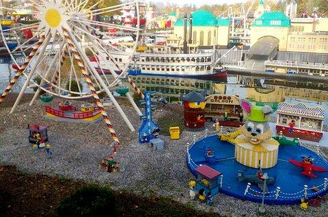 Buszos kirándulás a németországi Legolandbe