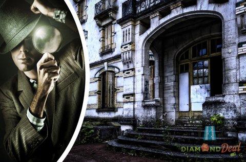 Rejtélyek Városa szabadtéri nyomozás
