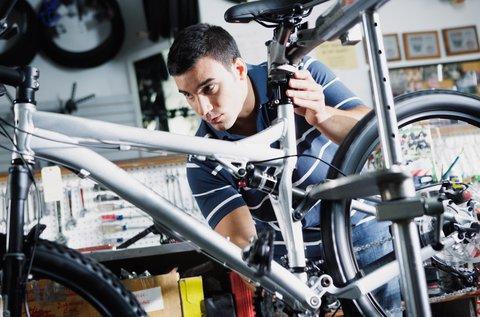 Kerékpárjavítás ajándékutalvány szállítással
