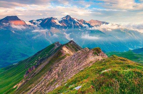 4 napos túrázás Karintia legpompásabb hegyvidékén