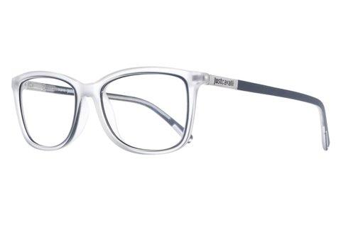Just Cavalli átlátszó, unisex szemüvegkeret