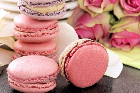 Macaron készítő kurzus egészséges alapanyagokkal