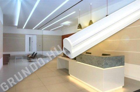 120 cm-es, 18 W-os duplasoros LED fénycső