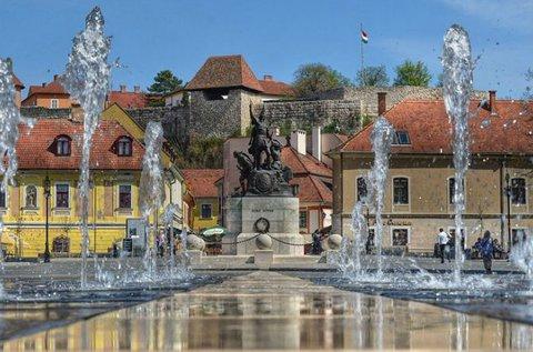 3 napos feltöltődés Eger barokk belvárosában