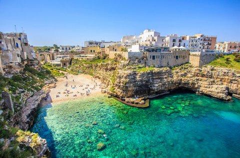4 napos látogatás az olasz csizma sarkán, Bariban