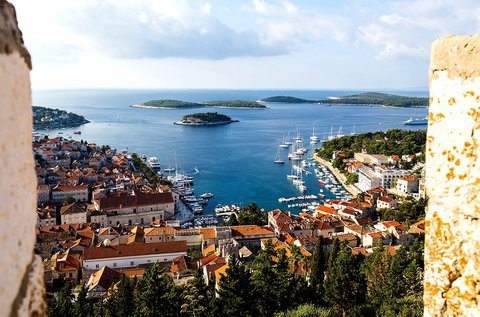 1 hetes mesés vakáció a Hvar-szigeten 4 főnek