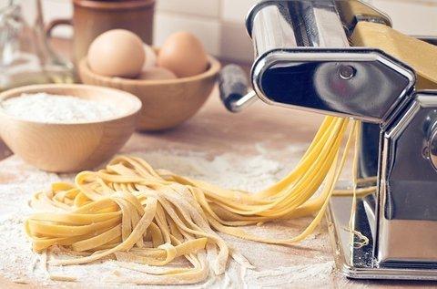 Tradicionális olasz házi tészta készítő workshop