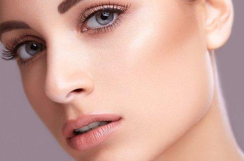 Kozmetikai nagykezelés arcmasszázzsal