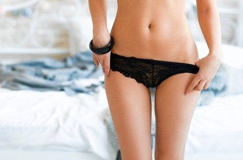 IPL villanófényes bikinivonal szőrtelenítés