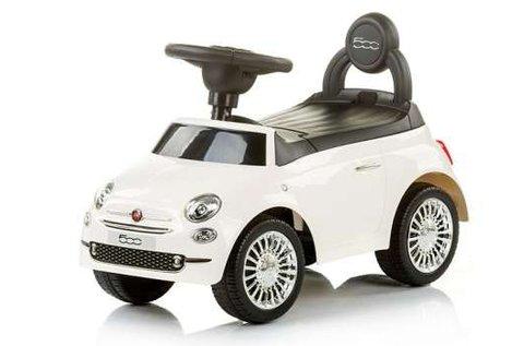 Chipolino Fiat 500 bébitaxi hangeffektekkel