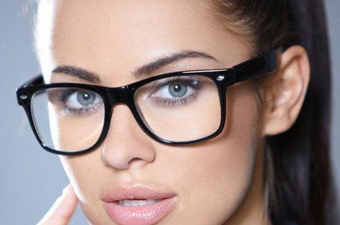 Komplett dioptriás szemüveg készítés