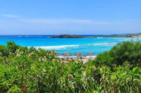 5 napos tengerparti nyaralás Cipruson repülővel