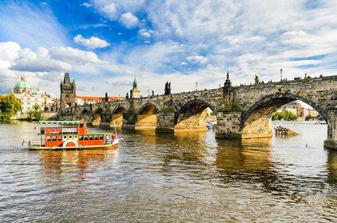 3 napos látogatás a száztornyú Prágában