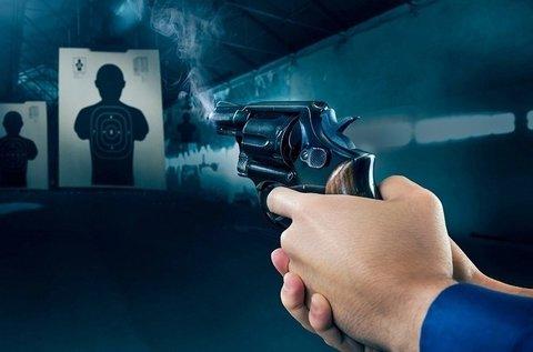 Élménylövészet 4 féle pisztollyal és puskával