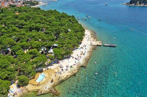 8 napos családi vakáció a horvát tengerparton