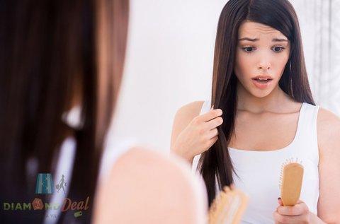 Hajhullás elleni lézeres kezelés bioszérummal