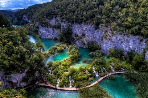 Horvátországi kirándulás 1 fő részére fürdőzéssel
