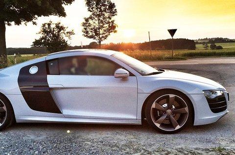 Audi R8 élményvezetés 3 körön át