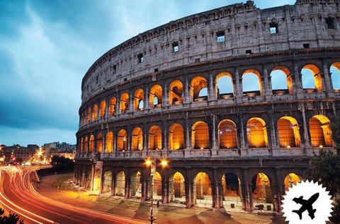 4 napos látogatás az örök Rómában repülővel