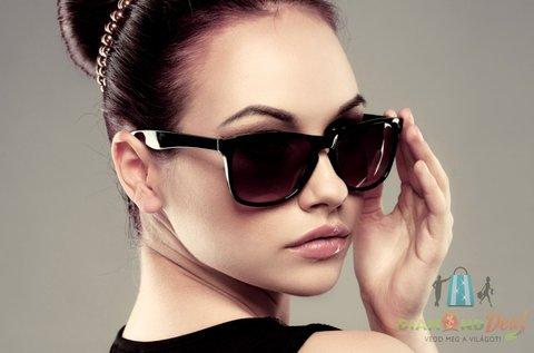 Napfényre sötétedő dioptriás szemüveg készítése
