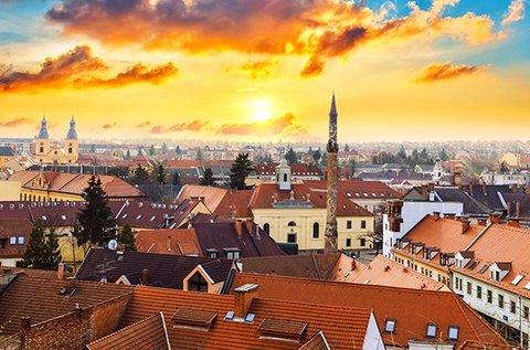 3 napos kikapcsolódás Eger belvárosában