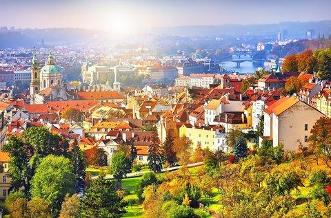 Családi feltöltődés a cseh fővárosban, Prágában