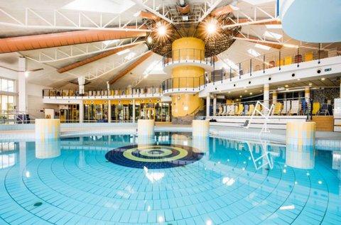 Családi élmények Sárváron wellnessfürdő belépővel