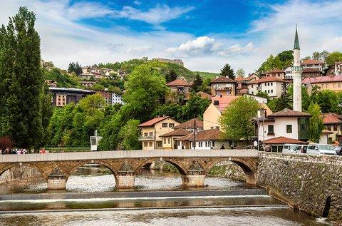 3 napos csodás pihenés Bosznia-Hercegovinában