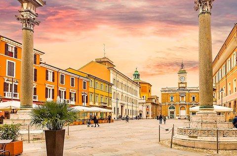 Őszi lakókocsis vakáció 4 főnek Lido Di Spinában