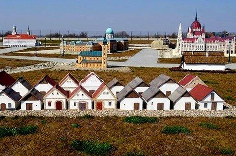 Belépő 1 főnek a mórahalmi Mini Hungary Parkba