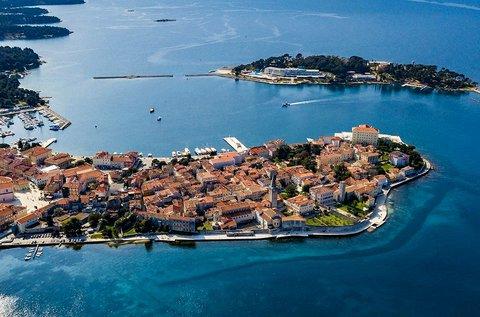 Horvátországi vakáció 4 fő részére vízipark belépővel
