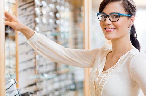 Szemüvegkészítés duplán vékonyított lencsékkel
