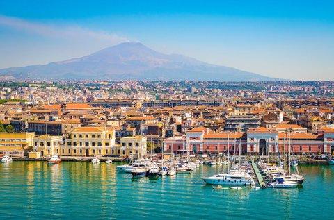Év végi feltöltődés a mediterrán Szicíliában