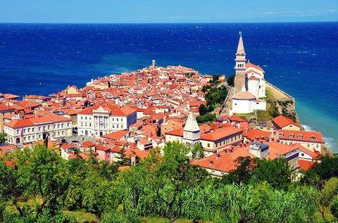 Fedezd fel a szlovén tengerpart ékkövét, Pirant!