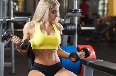 Havi korlátlan bérlet fitness órákra hölgyeknek
