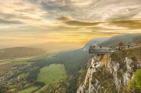 Buszos kirándulás a Hohe Wand Naturparkhoz