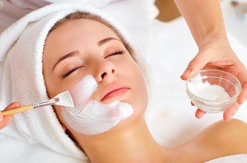 Kozmetikai arckezelés Solaine termékekkel