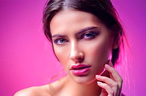 Ultrahangos hámlasztás bőrfeltöltő selyemproteinnel
