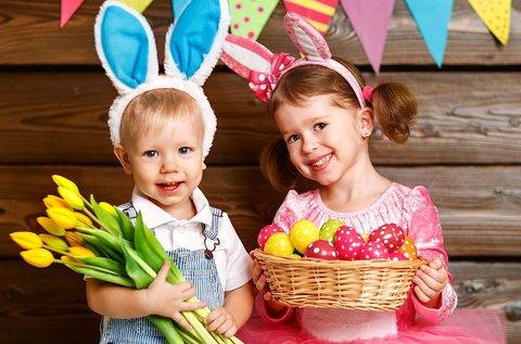 Húsvéti locsolkodós fotózás 15 db retusált képpel