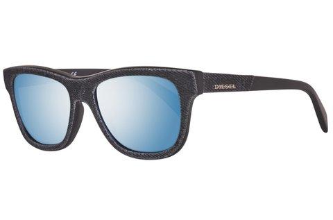 Diesel unisex napszemüveg  fekete színben