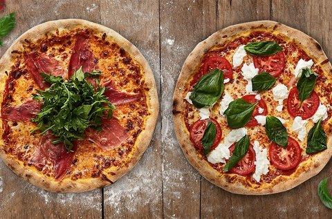 2 db választható 32 cm-es pizza az Operánál