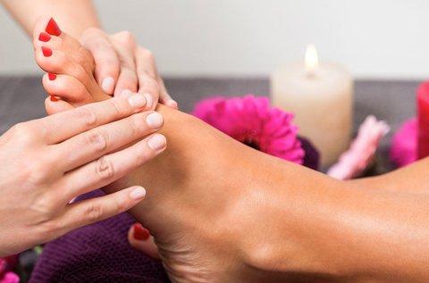 Gyógy- vagy esztétikai pedikűr az ápolt lábakért