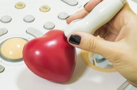 Sugármentes szívultrahang vizsgálat