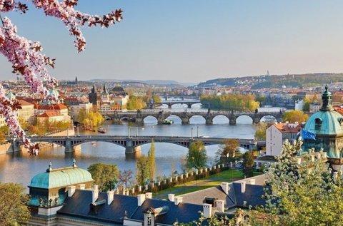 Zavartalan kikapcsolódás Prágában, hétvégén is