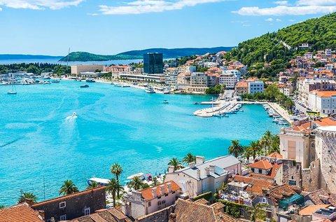 4 napos tengerparti vakáció a horvátországi Splitben