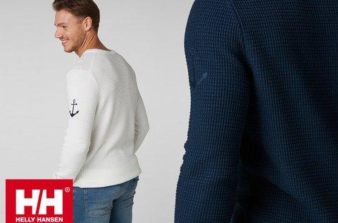 Helly Hansen Fjord Sweater kötött férfi pulóverek