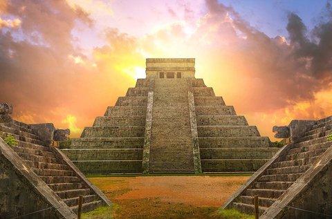 Maya Birodalom szabadulós játék 2-4 főnek