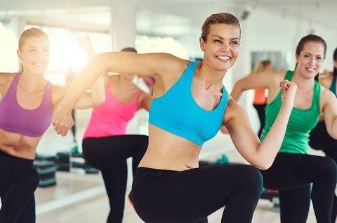 8 alkalmas állóképesség fejlesztő bailar aerobik