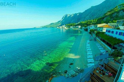 1 hetes tengerparti nyaralás Horvátországban